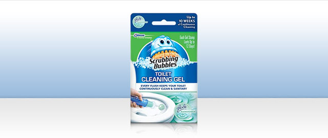 At Select Retailers: Buy 2 Scrubbing Bubbles® Toilet Cleaning Gel coupon
