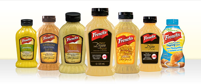 French's® Specialty Mustards coupon