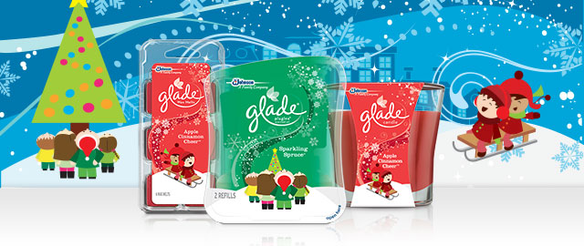 Select Glade® Products  coupon