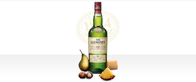The GLENLIVET® 12 Year Old Single Malt Scotch Whisky* coupon