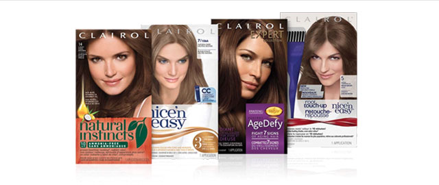 Clairol Hair Colour Products coupon