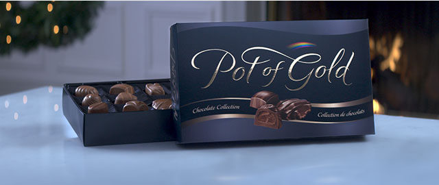 Buy 2: POT OF GOLD Chocolates coupon