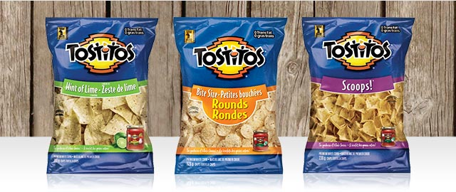 Buy 2: TOSTITOS® TORTILLA CHIPS coupon