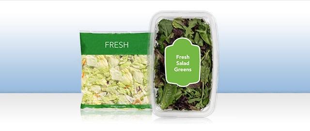 Salad mix (PYOO Test) coupon