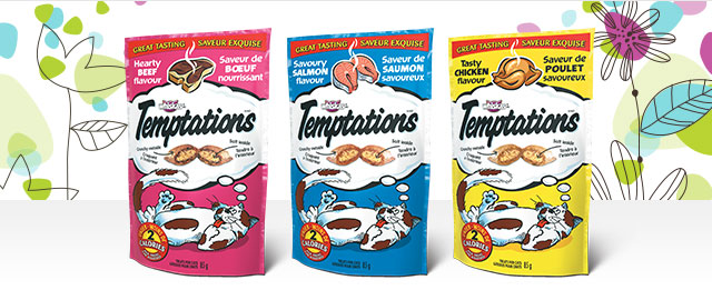 Unlocked! TEMPTATIONS® SAVOURY CAT TREATS coupon