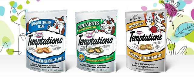 Unlocked! TEMPTATIONS® HEALTHY HELP CAT TREATS coupon