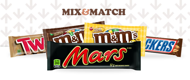 FLASH OFFER! Buy 5: Select MARS®, TWIX®, SNICKERS®, M&M'S® Milk Chocolate, M&M'S® Peanut Candy coupon