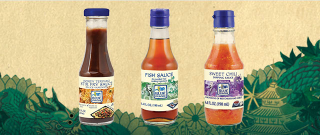 Select Blue Dragon Products coupon