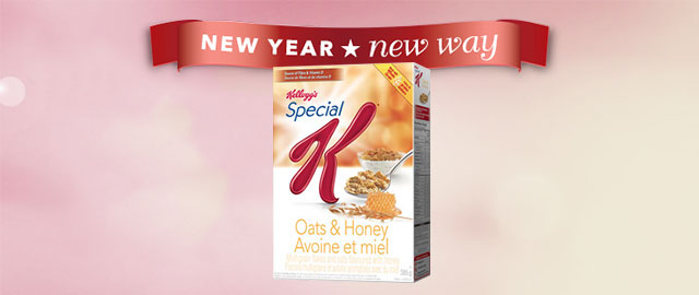 Special K* Oats & Honey cereal coupon