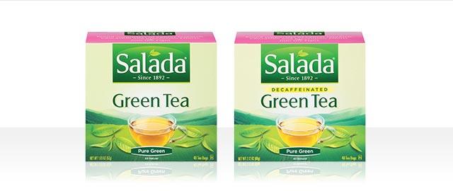 At Walmart: Salada® Green or White Tea coupon