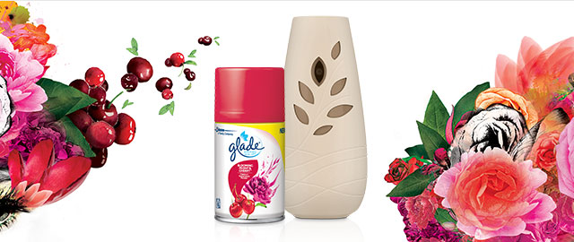 Glade® Automatic Spray Starter Kit coupon