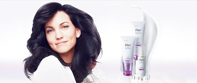 Dove Vitality Rejuvenated soins pour les cheveux  coupon