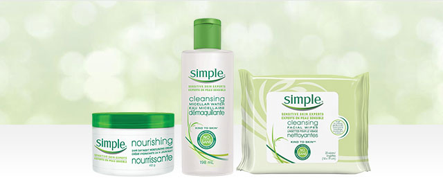 Buy 2: Simple® Skincare products coupon