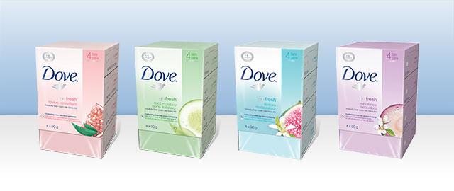DOVE Beauty Bar  coupon