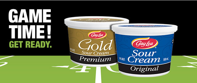 Buy 2: Gay Lea Sour Cream coupon