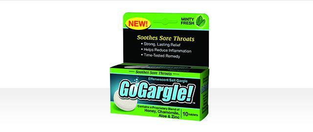 GoGargle!™ coupon