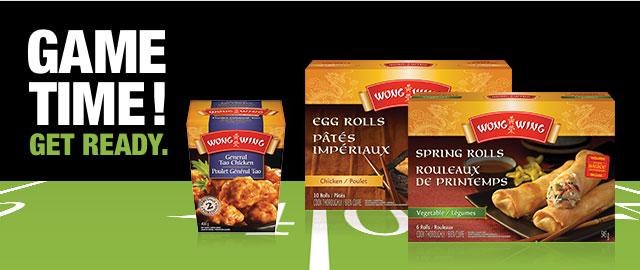 Wong Wing® Entrees coupon
