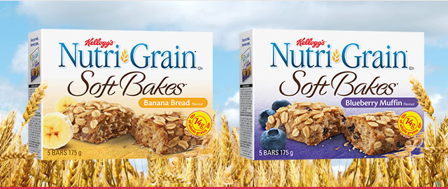 UNLOCKED! Kellogg's* Nutri-Grain* Soft Bakes* coupon
