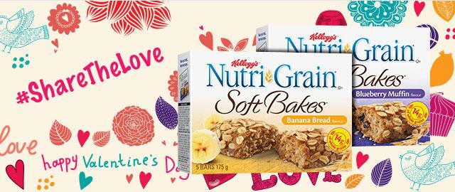 Kellogg's* Nutri-Grain* Soft Bakes* coupon