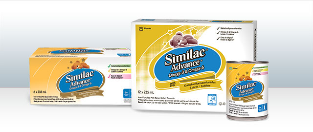 Select Similac® Advance® products coupon