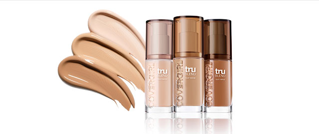 COVERGIRL truBLEND products coupon