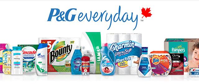 P&G Everyday Bonus coupon