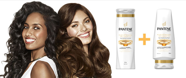 COMBO: Pantene Shampoo + Conditioner coupon