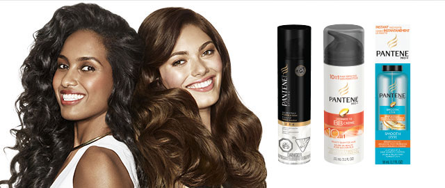 Pantene Styling and Treatment products coupon