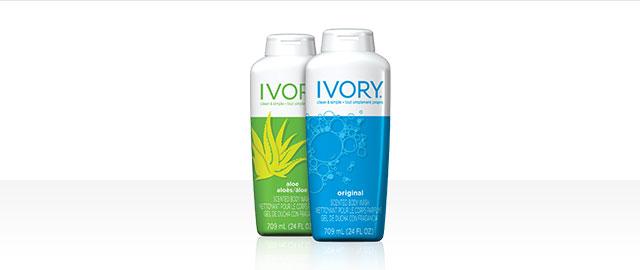 FR - Ivory Body Wash coupon