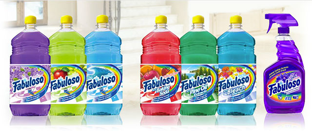 Fabuloso® cleaners coupon