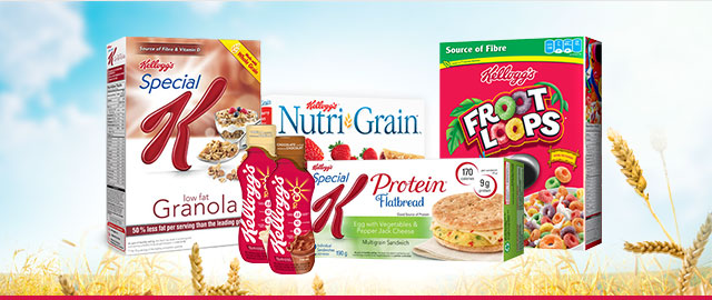From Kellogg's* See You At Breakfast* coupon