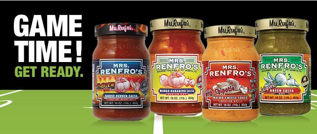 Buy 2: Mrs. Renfro's Salsas coupon