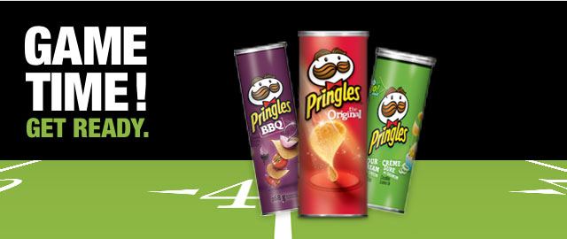 Buy 3: Pringles* coupon