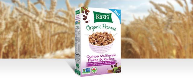 Buy 2: Kashi* cereals coupon