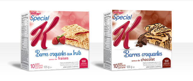 Achetez 2: Barres croquantes Special K*  coupon