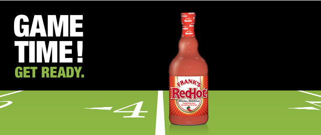 FRANK'S REDHOT® Original Cayenne Pepper Sauce coupon