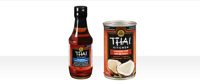 Thai Kitchen and Simply Asia products coupon
