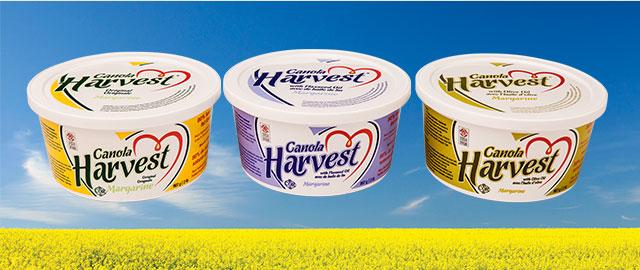 Canola Harvest® Margarine coupon