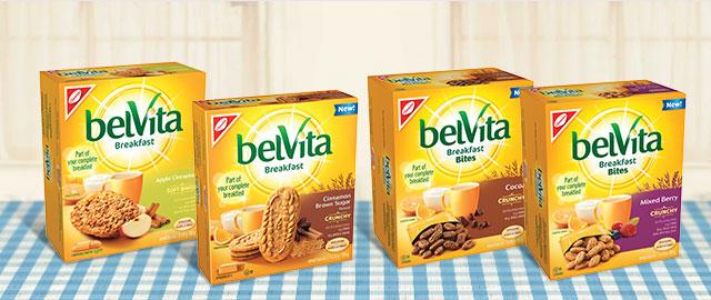 Offer Blitz! belVita Breakfast Biscuits and Bites  coupon