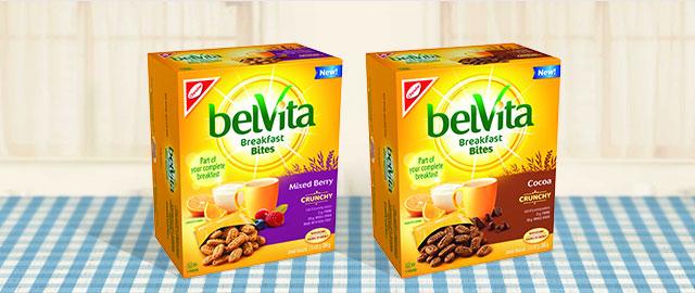 belVita Breakfast Bites  coupon