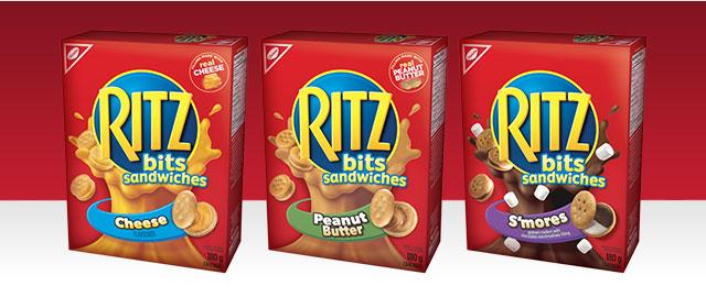 Ritz Bits Sandwiches coupon