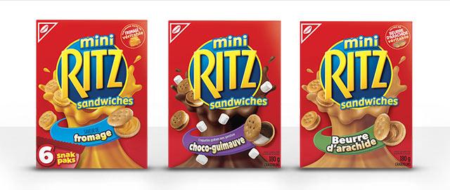 Mini Ritz Sandwiches coupon