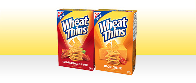 WHEAT THINS crackers coupon