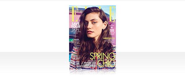 ELLE Canada Magazine coupon