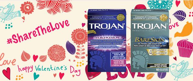 Trojan Condoms coupon