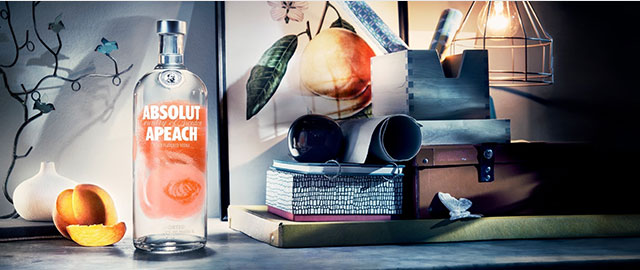 Absolut® Apeach Vodka* coupon