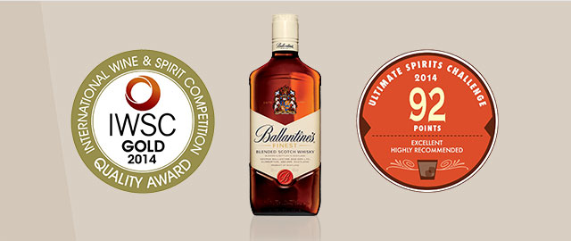Ballantine's® Finest Blended Scotch Whisky* coupon