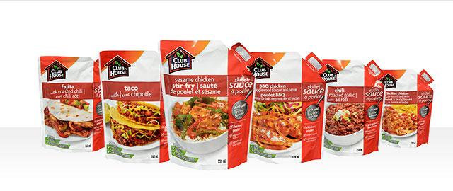 FR Club House Skillet Sauces  coupon