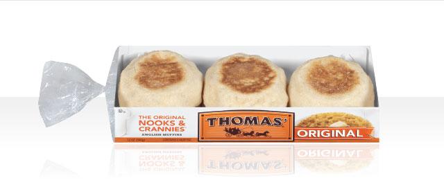 Thomas'® English Muffins coupon