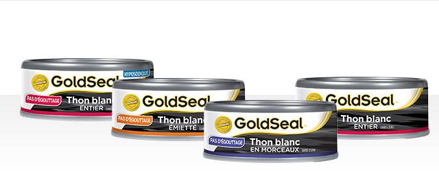 Acheter 3: Gold Seal Thon blanc Pas d'égouttage coupon